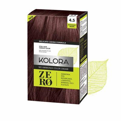Kolora Zero Amonyaksız Krem Saç Boyası