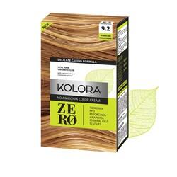 Kolora Zero - Kolora Zero Amonyaksız Krem Saç Boyası Şampanya Sarısı 9.2