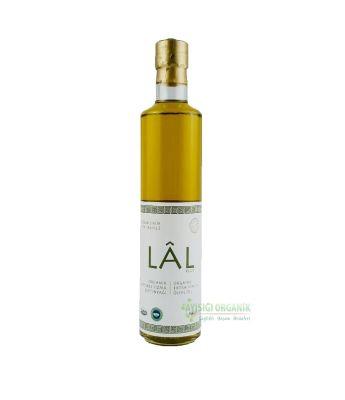 LAL Plus Organik Naturel Sızma Zeytinyağı Soğuk Sıkım 500ML