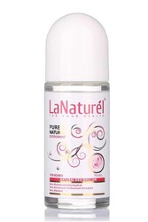Lanaturel Doğal Deo Roll On Gül Bayan 50 ml - Thumbnail