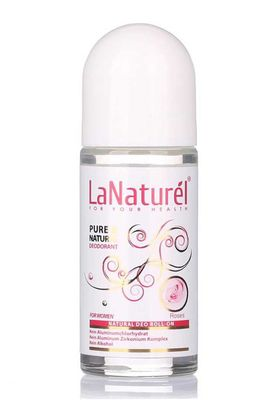 Lanaturel Doğal Deo Roll On Gül Bayan 50 ml