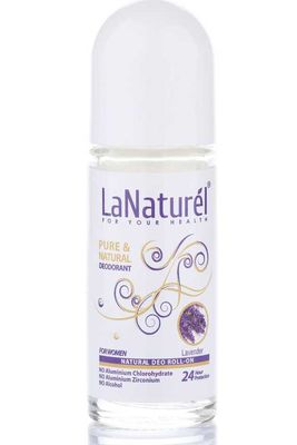 Lanaturel Doğal Deo Roll On Lavanta Bayan 50 ml