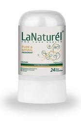 LaNaturel Doğal Kristal Deodorant Kokusuz Bayan 130 gr - Thumbnail