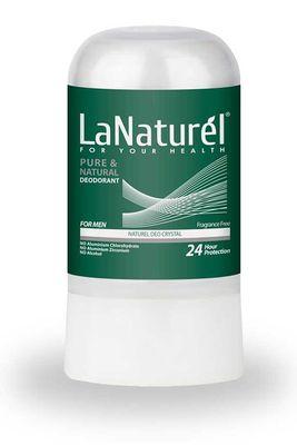 LaNaturel Doğal Kristal Deodorant Kokusuz Erkek 130 gr