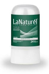 LaNaturel Doğal Kristal Deodorant Kokusuz Erkek 130 gr - Thumbnail