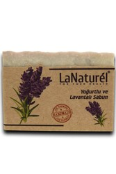 LaNaturel - LaNaturel Yoğurtlu Ve Lavantalı Sabun 100GR