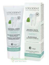 LogoDent - Logodent Doğal Beyazlatıcı Diş Macunu 75ml