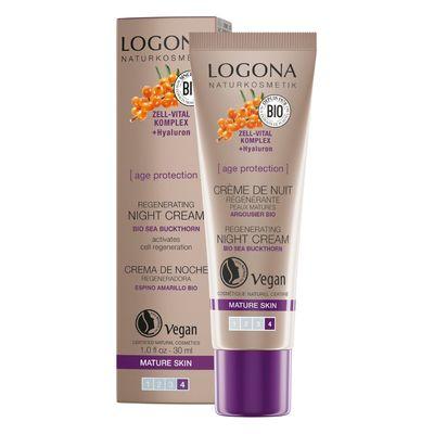Logona Age Protection Yenileyici Gece Kremi