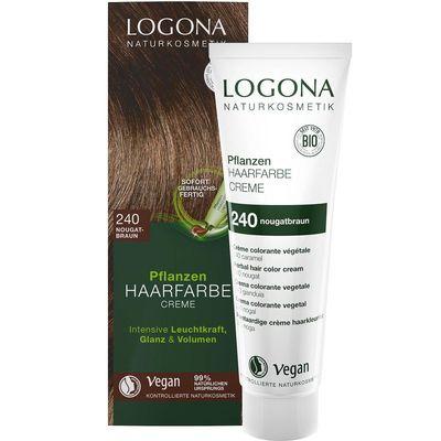 Logona Bitkisel Krem Saç Boyası