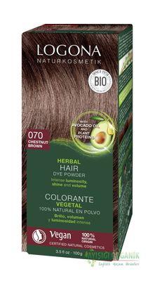 Logona Doğal Bitkisel Toz Saç Boyaları