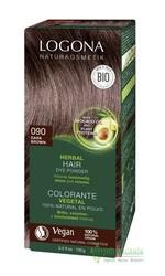 Logona Doğal Bitkisel Toz Saç Boyaları - Thumbnail