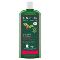 Logona - Logona Organik Kafein Özlü Hacim Veren Enerji Şampuanı 250ML