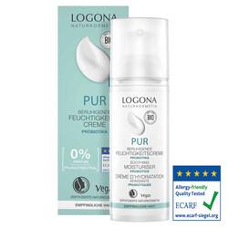 Logona - Logona Hassas ve Alerjik Ciltler İçin Parfümsüz Nemlendirici Krem 50ML
