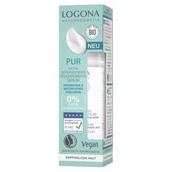 Logona Hassas Ve Alerjik Ciltler İçin Parfümsüz Ekstra Nemlendirici Serum 30ML - Thumbnail