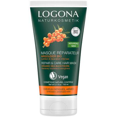 Logona Onarıcı Saç Bakım Maskesi 150ml