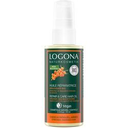 Logona - Logona Onarıcı Saç Bakım Yağı 75ml