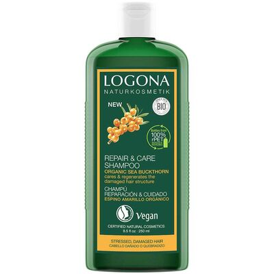 Logona Onarıcı ve Bakım Şampuanı 250ml