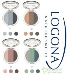 Logona - Logona Organik Göz Far Paleti
