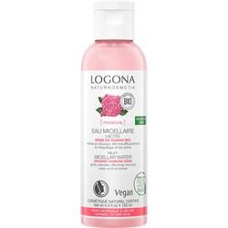 Logona - Logona Organik Gül Özlü Süt Kıvamında Misel Suyu 125ml