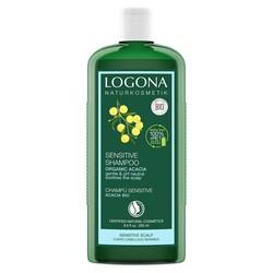 Logona - Logona Hassas Kuru Saç Derisi için Organik Şampuan 250ML
