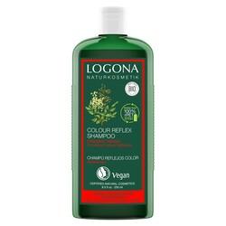 Logona - Logona Organik Boya Bakım Şampuanı Kızıl-Kahve Renkli Saçlar İçin 250ML