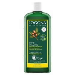 Logona - Logona Parlaklık Veren Argan Yağlı Organik Şampuan 250ML