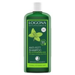 Logona - Logona Yağlı Saçlar İçin Organik Şampuan 250ML