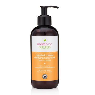 Mambino Organics Mandarinli Vücut Şampuanı
