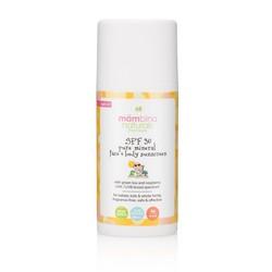 Mambino Organics - Mambino Organics Mineral Bazlı Bebek ve Çocuk Güneş Kremi SPF30_