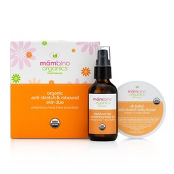 Mambino Organics - Mambino Organics Organik Çatlak Giderici Bakım Seti