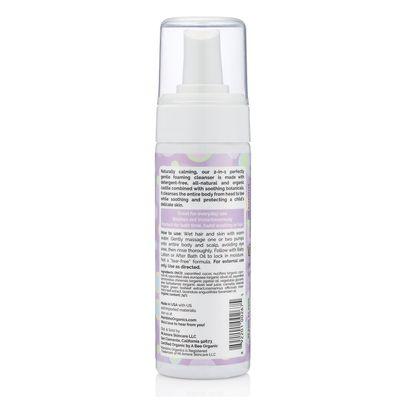 Mambino Organics Parfümsüz Rahatlatıcı Bebek Çocuk Şampuanı