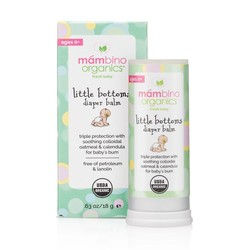 Mambino Organics - Mambino Organics Pişik Balmı