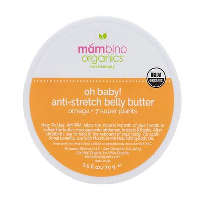 Mambino Organics Toparlayıcı Çatlak Karşıtı Balm 70gr