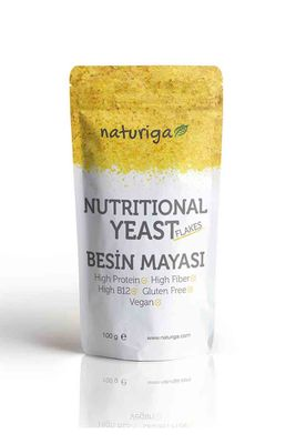 Naturiga Nutritional Yeast Besin Mayası 100gr