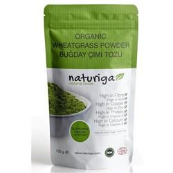 Naturiga - Naturiga Organik Buğday Çimi Tozu 100gr