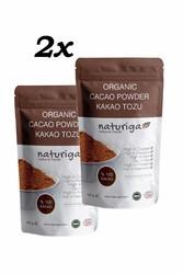 Naturiga Organik Kakao Tozu 100gr 2 adet - Thumbnail