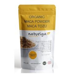 Naturiga - Naturiga Organik Maca Tozu 100gr