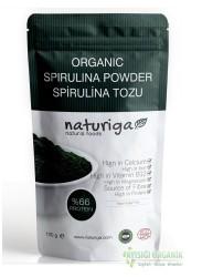 Naturiga Organik Spirulina Tozu 100gr - Thumbnail