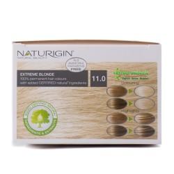 Naturigin Organik Saç Boyası Çok Açık Sarı 11.0 - Thumbnail