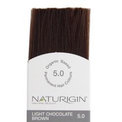 Naturigin Saç Boyası Kahverengi 5.0 - Thumbnail