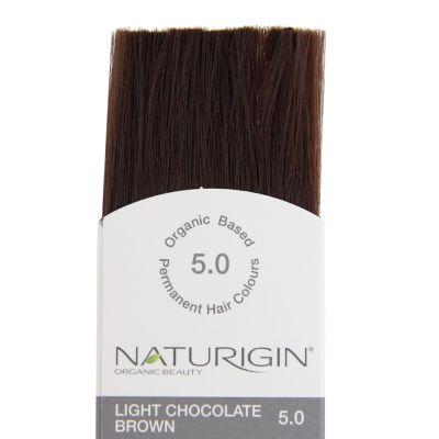 Naturigin Saç Boyası Kahverengi 5.0