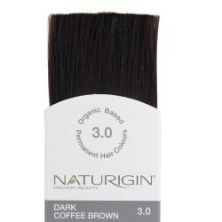 Naturigin Saç Boyası Koyu Kahve 3.0 - Thumbnail
