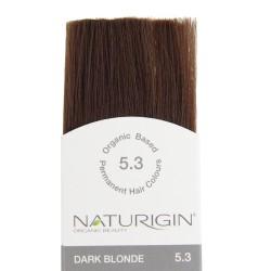 Naturigin Organik Saç Boyası Koyu Kumral 5.3 - Thumbnail
