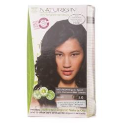 Naturigin - Naturigin Organik İçerikli Saç Boyası Siyah 2.0