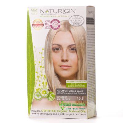 Naturigin Saç Boyası Kül Sarısı 10.2