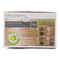 Naturigin Saç Boyası Kül Sarısı 10.2 - Thumbnail
