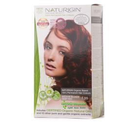 Naturigin - Naturigin Saç Boyası Alev Kızılı 7.55
