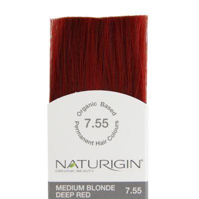 Naturigin Saç Boyası Alev Kızılı 7.55