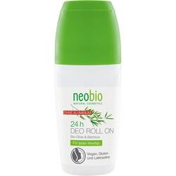 Neobio - Neobio 24 Saat Etkili Deo Roll-On 50ml