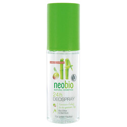 Neobio - Neobio 24 Saat Etkili Deodorant Sprey 100ml